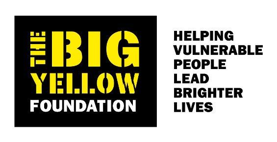 Big Yellow Foundation Logo