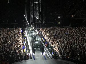 U2 elevated