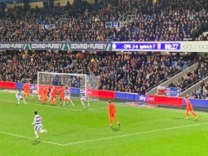 QPR 3 Ipswich 1