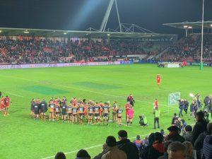 Toulouse beat Wasps